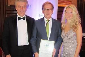 Das Wellness Hotel in Bad Düben wurde mit dem Health & Spa Award ausgezeichnet