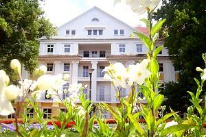 Gartenfest im Wohlfühlhotel in Bad Liebenstein