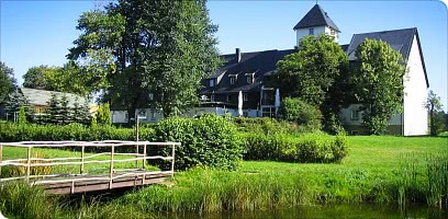 Garten / Kleiner See