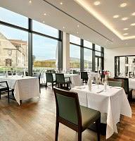 Restaurant mit Klosterblick