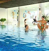 Schwimmbad Gästehaus Himmelreich