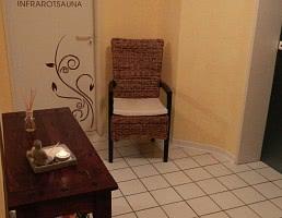 Eingangsbereich Wellness