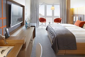 Neues Design im Resort & Therme in St. Peter-Ording