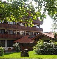 Park und Gästehaus