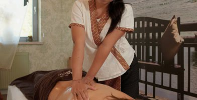 orientalische Massage