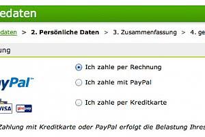 Neu bei beauty24: Sicher bezahlen mit PayPal