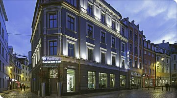 Wellton Centrum Hotel & Spa Riga