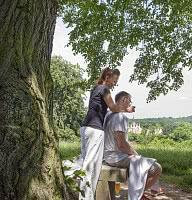 Massagen im Park