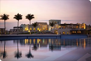 5-Sterne Salalah Rotana Resort, Oman
