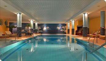 4-Sterne Strandhotel Seerose Kölpinsee