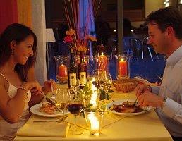 Gemeinsames Dinner