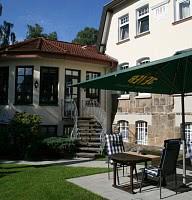 Hotel - Gartenseite