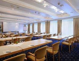 Tagung im Weißen Saal