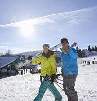 Ski-Gebiet Fichtelberg