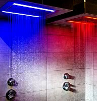 Farb-Duschen