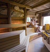 Saunabereich Miriquidi - Steigerstube