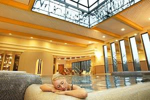 Neubau der Wellnesslandschaft im Schlosshotel in Waldhessen