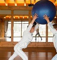 Fitness-, Sport-, Aktivprogramm