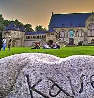 UNESCO Weltkulturerbe - Kaiserpfalz