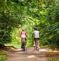 Fahrradtour ins Grüne