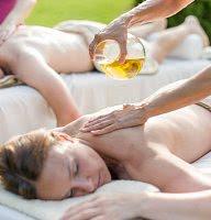 Entspannte Massagen