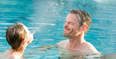 Spaß im Wasser