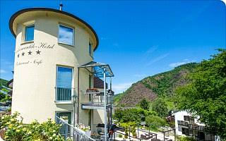 Aussenansicht Moselromantik Hotel