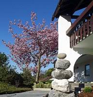 Hotel in Oberstaufen - Eingang