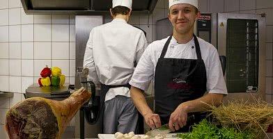 Wildkräuter-Küche