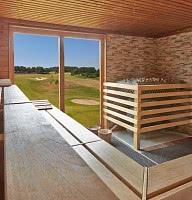 Sauna - Panoramablick