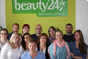 Wir sagen DANKE !!! beauty24-Team