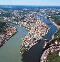 Passau das bayerische Venedig