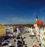 Schärding - schönste Barockstadt Österreichs