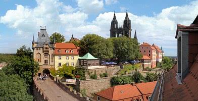 Albrechtsburg und Burgkeller Meissen