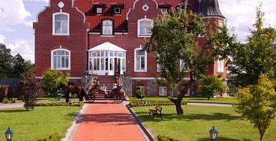 Schloss Herrenstein - Außenansicht