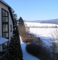 Diemelsee im Winter