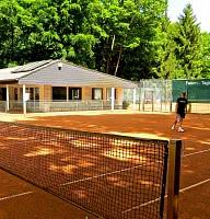 Tennisaußenplatz