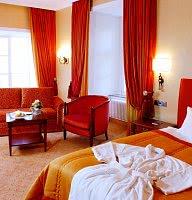 Komfort-Doppelzimmer Schlosspark Villa