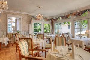 Das erste Sterne Restaurant auf Usedom im Wohlfühlhotel in Heringsdorf