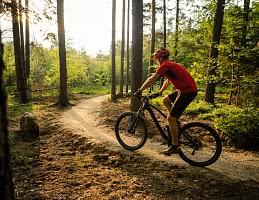 Biken in Pod Smrkem