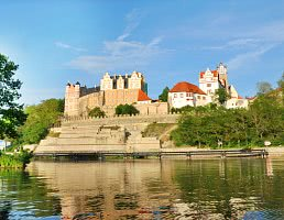 Bernburg Schloss