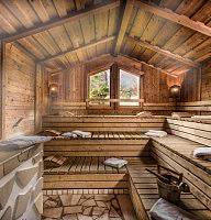 Landhaus-Sauna
