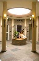Vorraum Sauna