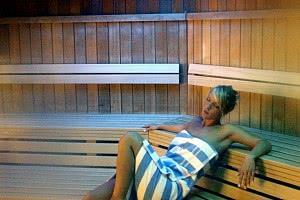Sauna-Nacht im Wellness-Hotel in Bad Düben