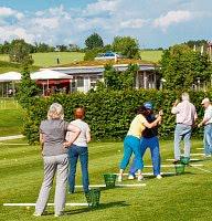 Golf Einsteigertraining