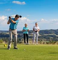 Golfen im Bella Vista Golfpark