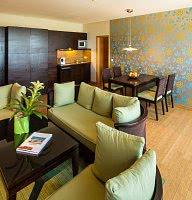 3-Zimmer-Appartementsuite