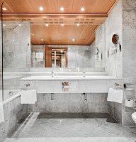 Badezimmer Doppelzimmer Deluxe
