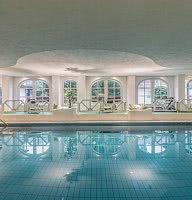 Schwimmbad mit