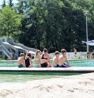 NaturSportBad mit Camp